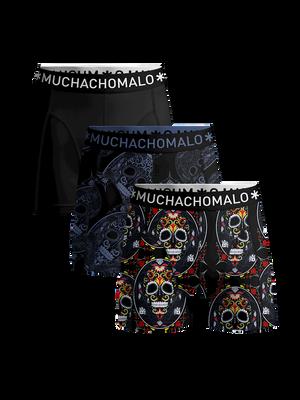 Men 3-pack boxer shorts Muerto