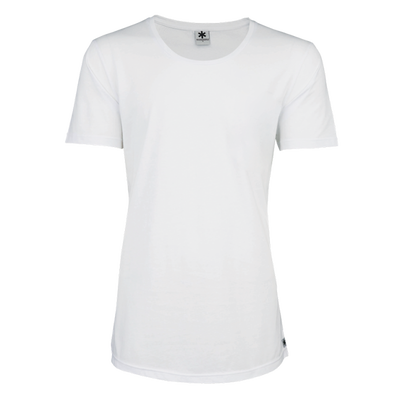 Heren Loose T-Shirt wit