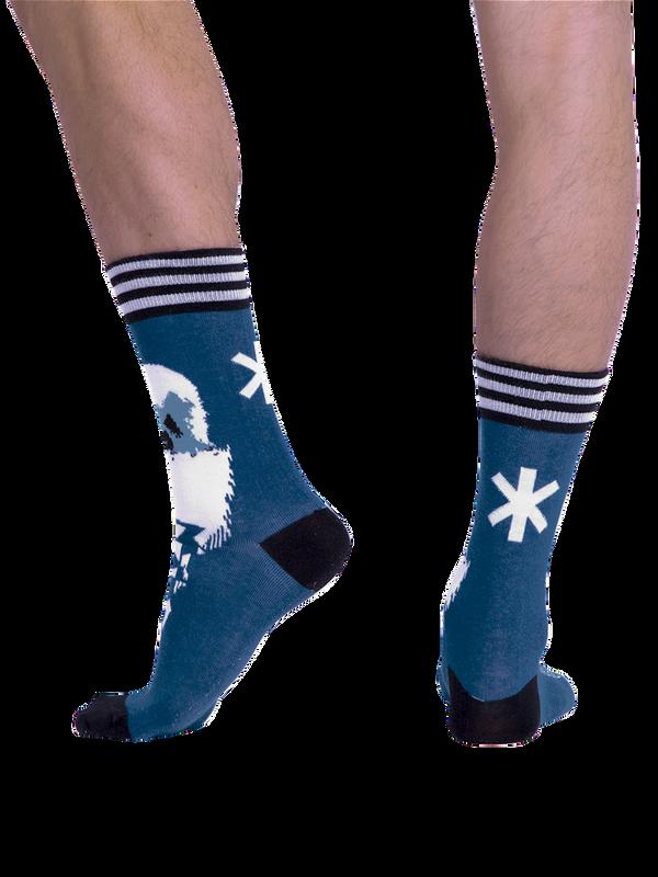 Men 1-pack socks Pattern CLMTC 3