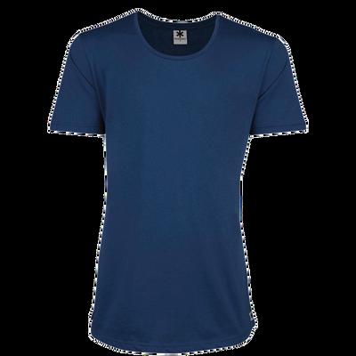 Heren Loose T-Shirt Effen