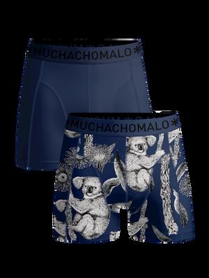 Heren 2-pack boxershorts Koala
