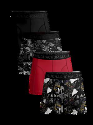Men 4-pack boxer shorts Punk