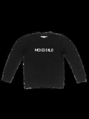 Jongens sweater zwart