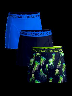 Men 3-pack boxer shorts Jellyfish