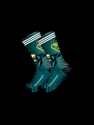 Men socks Comic