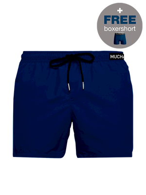 Boys 1-pack swim shorts solid