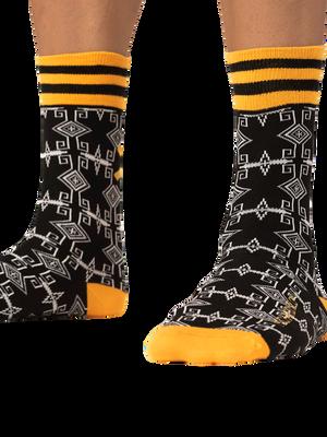 Men 1-pack socks Mayans 2