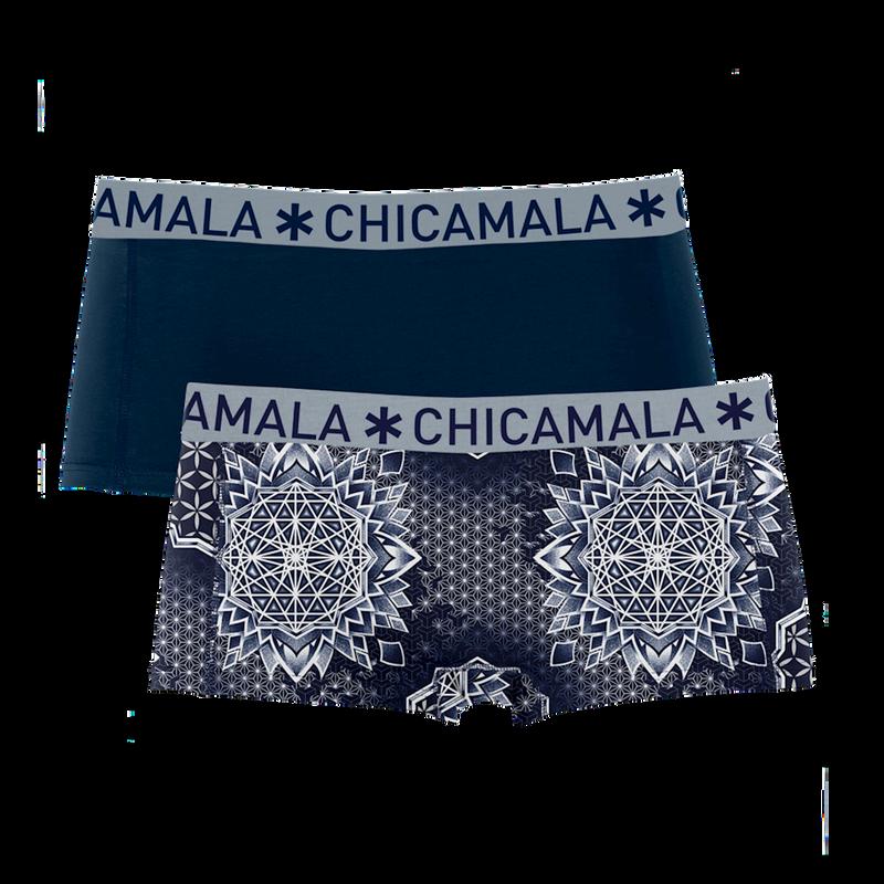 Ladies 2-pack short Chakra
