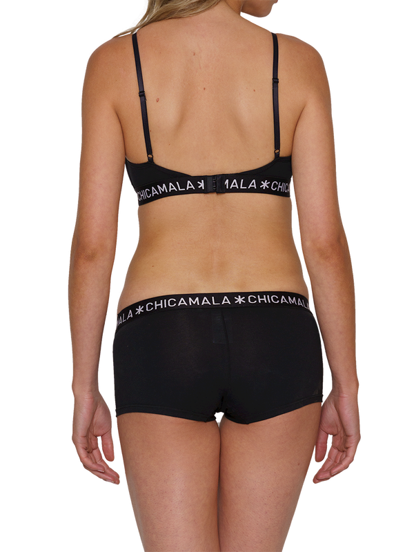 Women Triangle Top Solid 4