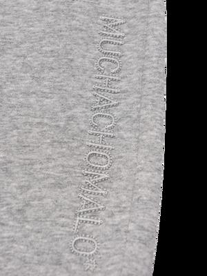 Boys sweatshort grey 2