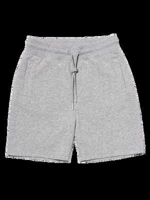Jongens sweatshort grijs
