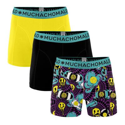 Heren 3-pack Boxershorts Melty