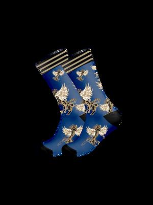 Men 1-pack socks King Maori