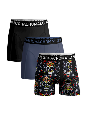 Jongens 3-pack boxershorts Muerto