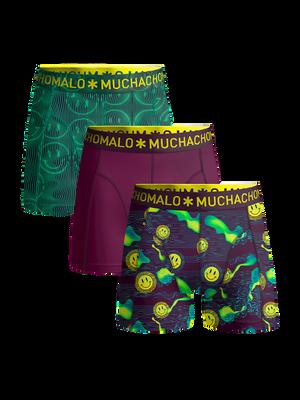 Men 3-pack Boxer Shorts Acid House