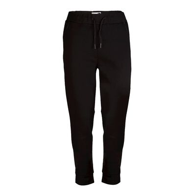 Heren Sweatpant LNR01 zwart & wit