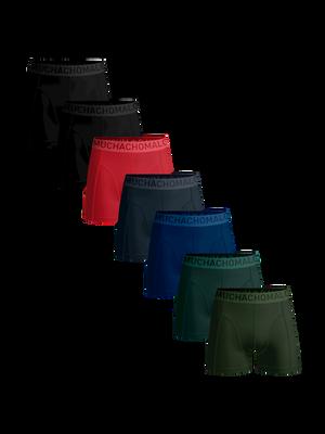Men 7-pack boxer shorts Hello Moonlight