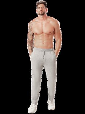 Men sweatpant grey 2