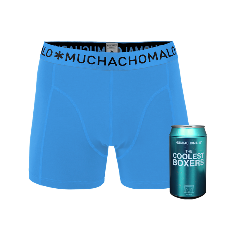 Men 1-pack short blue 1