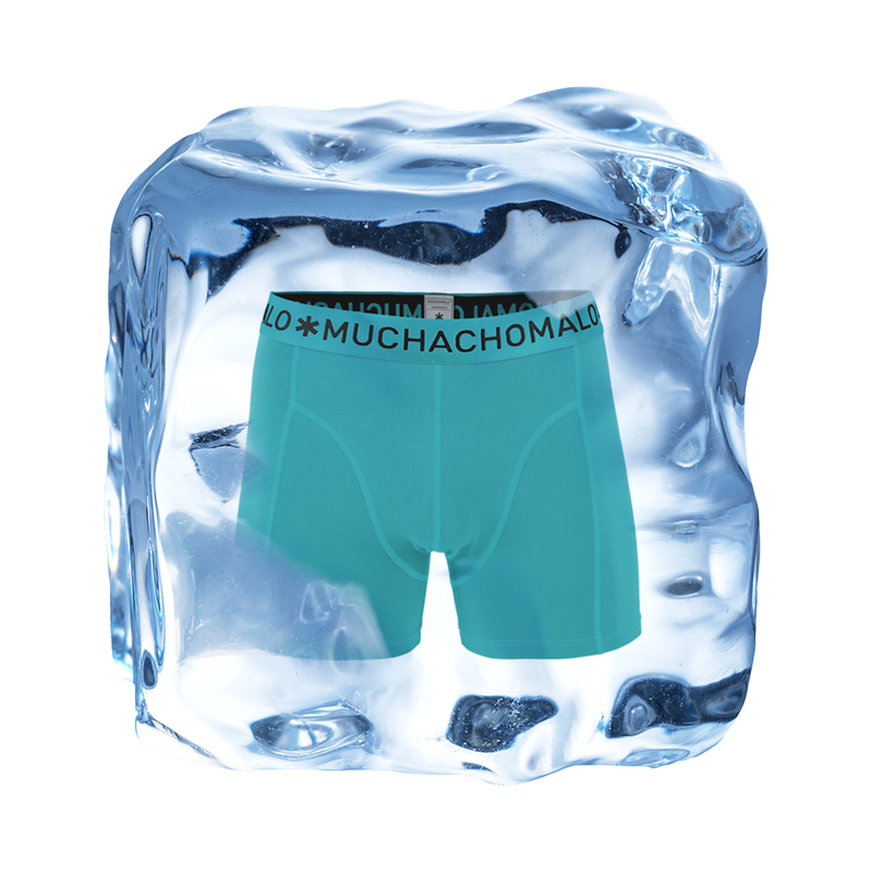 Men 1-pack short aqua 2
