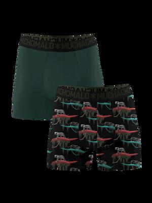 Men 2-pack boxer shorts Black Panther