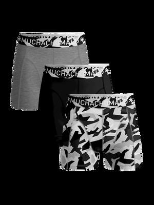 Heren 3-pack boxershort Duche