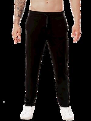 Heren sweatpant zwart
