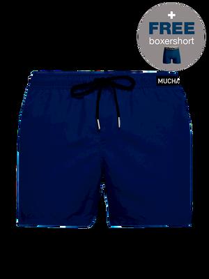 Boys 1-pack swim shorts solid
