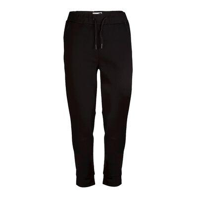 Heren Sweatpant LNR01 zwart & zwart
