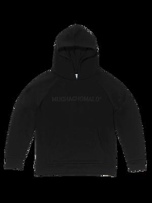 Jongens hoodie zwart