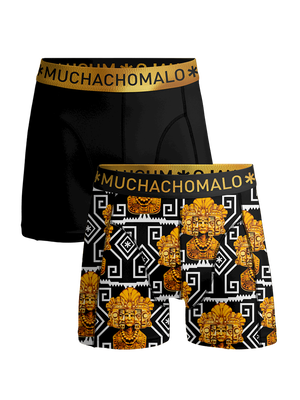 Jongens 2-pack boxershorts Mayans