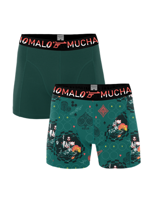 Men 2-pack boxer shorts Casino Royale