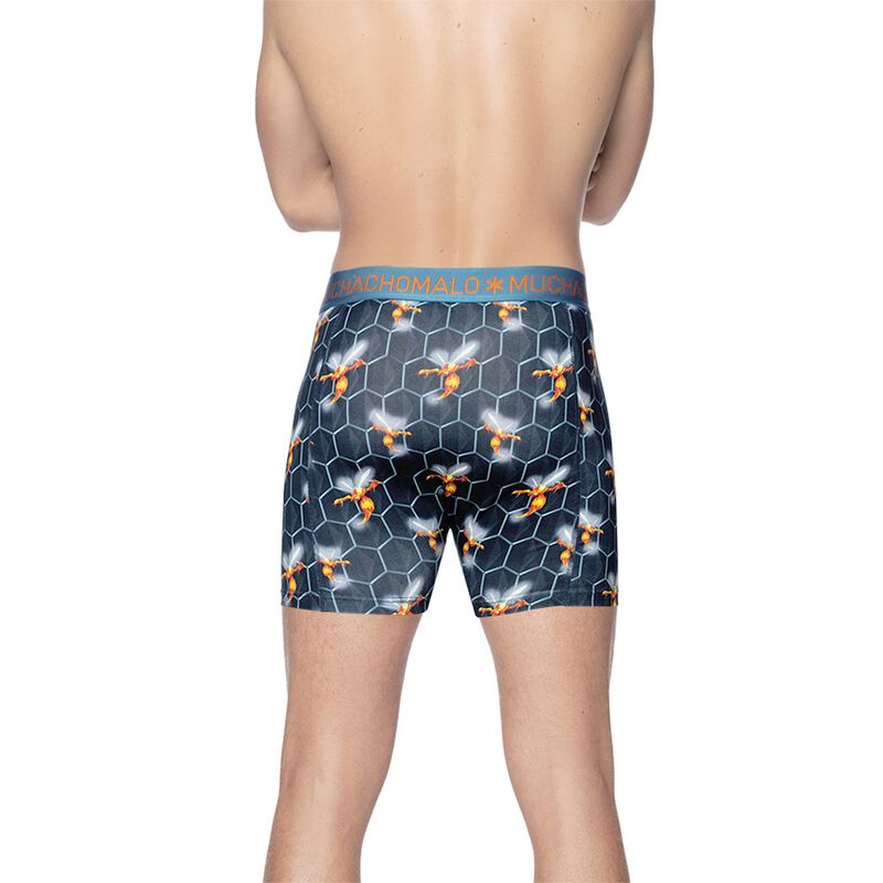 Men 2-Pack short print/solid 3