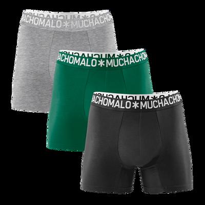 Heren 3-pack Boxershorts Light Cotton Effen Limited Edition