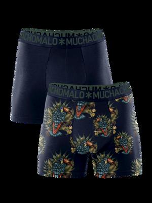 Men 2-pack boxer shorts Bird