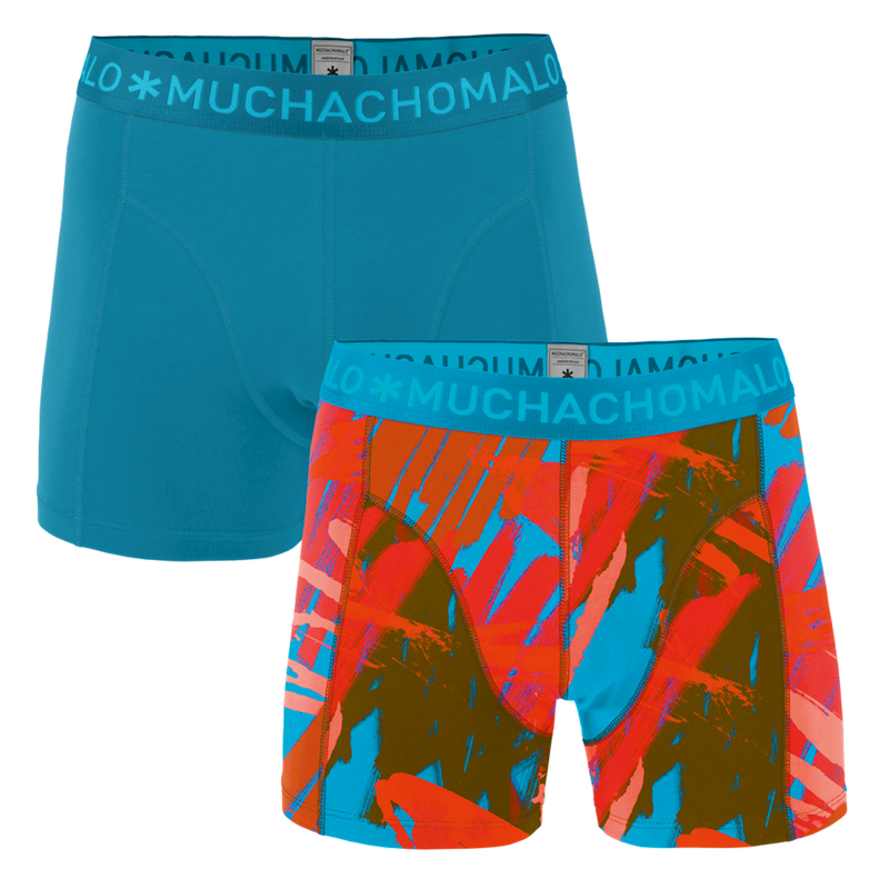 Men short 2-pack forever young 1