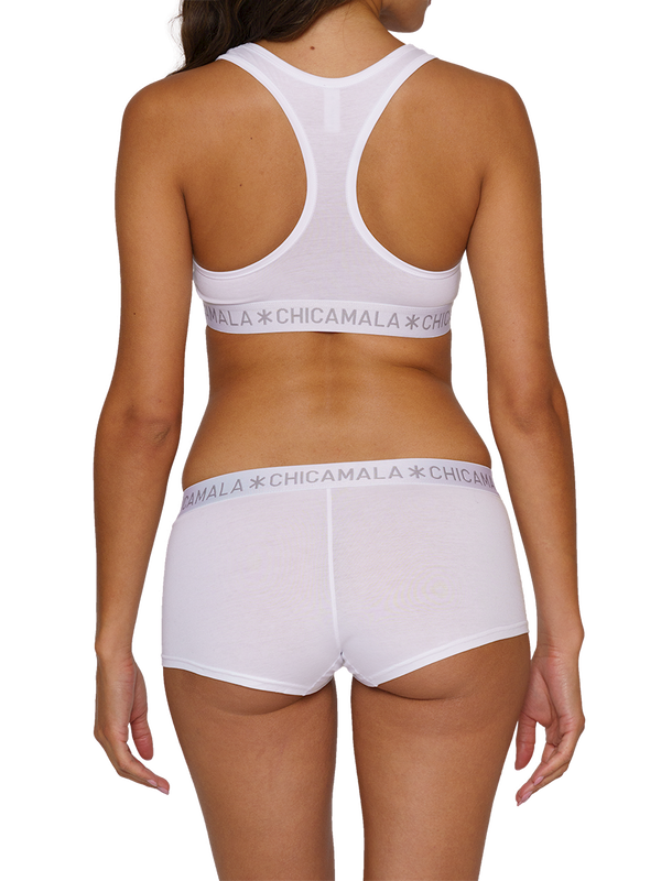 Women 1-pack Boxershort Solid