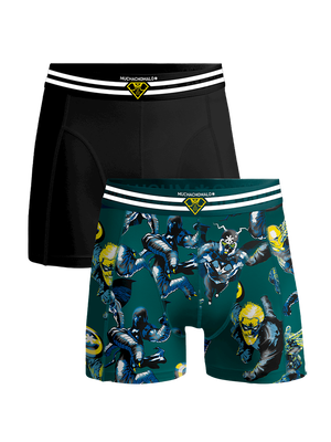 Boys 2-pack boxer shorts Comic