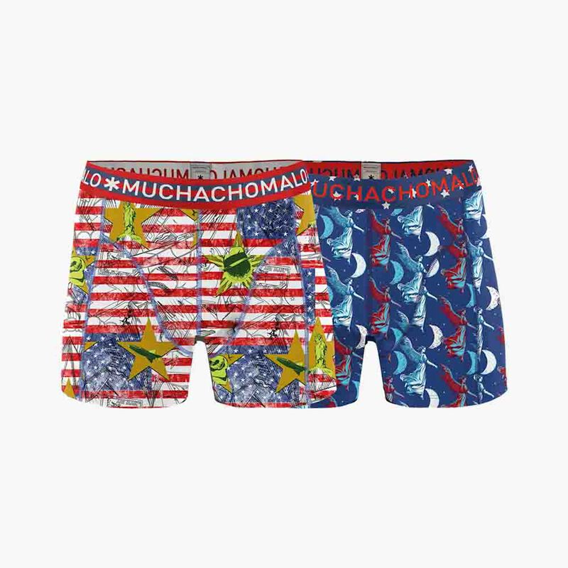 2-PACK BOYS SHORT SINAX 1