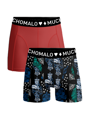 Men 2-pack boxer shorts Money & Gamble