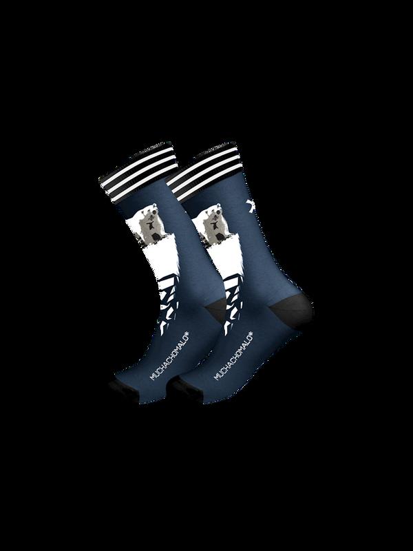 Men 1-pack socks Pattern CLMTC 1