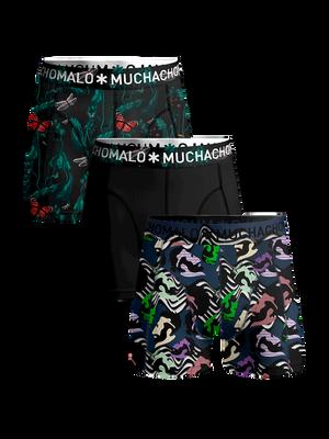Boys 3-pack shorts Women 2