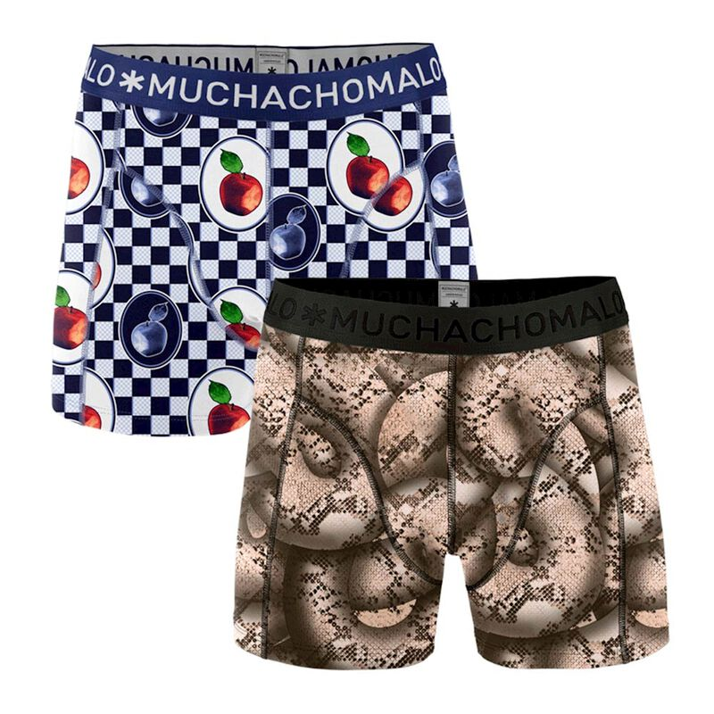 MEN 2-PACK SHORT FORBIDDEN FRUITS 1