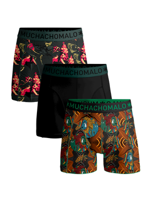 Men 3-pack boxer shorts Rastafarian