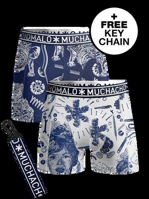 Men 2-pack boxer shorts Tools