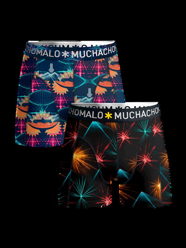 Men 2-pack shorts EDM music 1