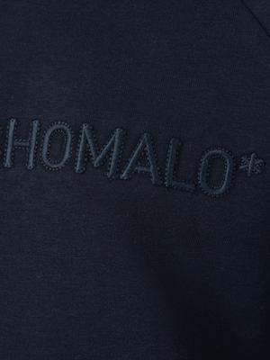 Boys hoodie blue 2