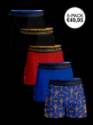 Men 5-pack boxer shorts Beehive