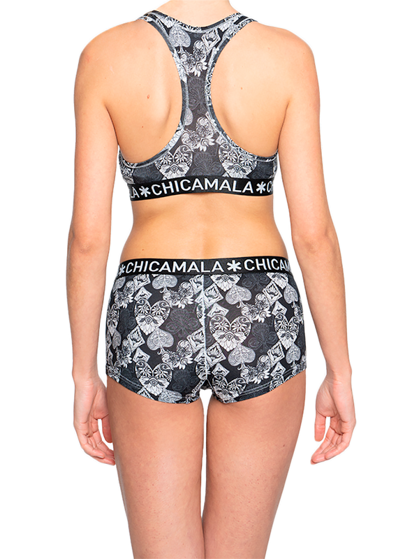 Ladies 1-pack racer back Casino Royale
