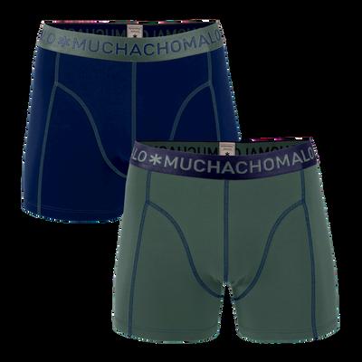 SOLID Herren Boxershorts, 2er-Pack